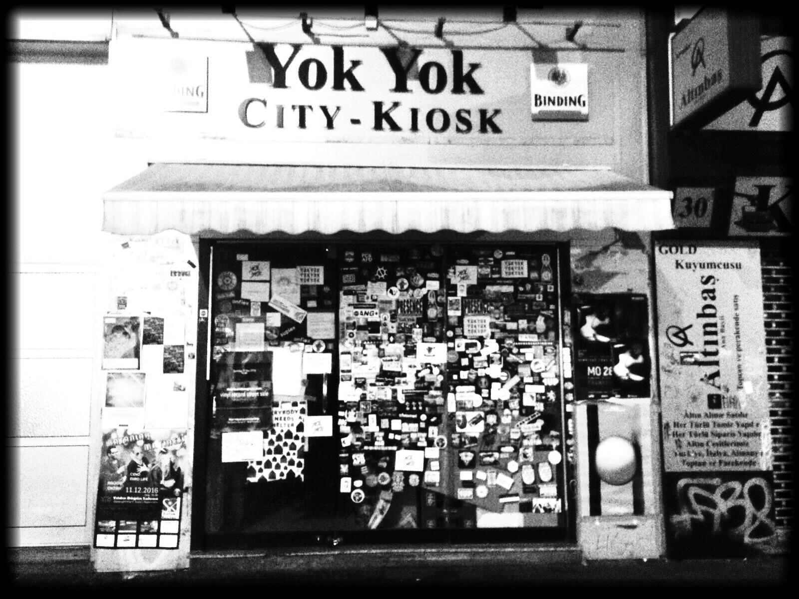 Neulich im Yok-Yok.