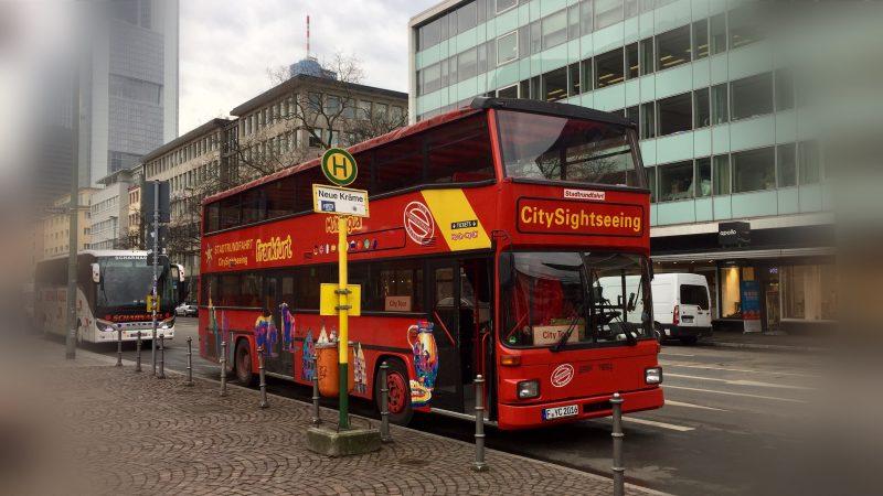 Undercover im roten Bus: Als Touri in der eigenen Stadt