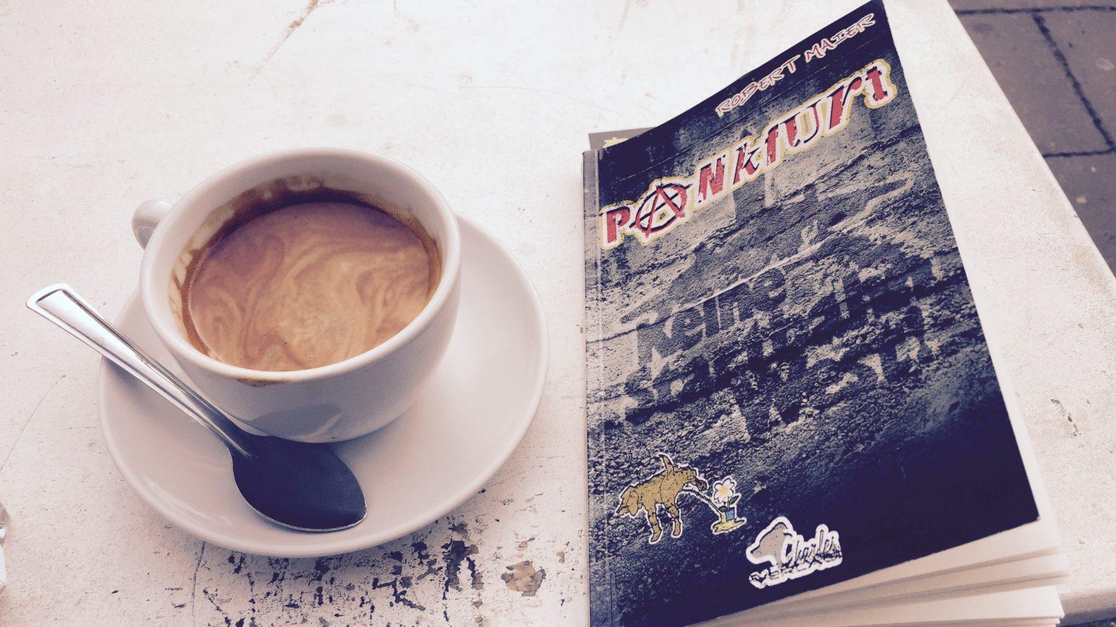 """#LESESTOFF: """"Pankfurt"""" – Eine Zeitreise ins wilde Frankfurt der frühen Achtziger"""