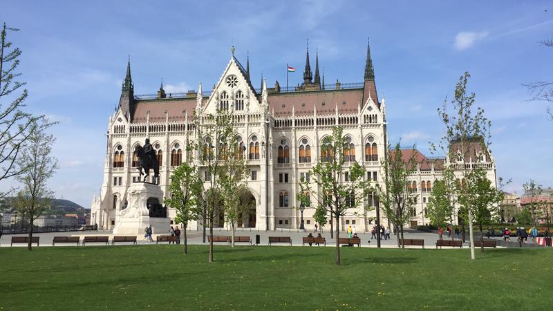 Zurück aus Budapest – Filmchen, Text & Bilderbogen