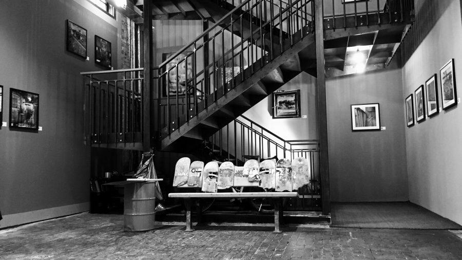"""Spannende Einblicke in vergessene Flecken: Foto-Ausstellung """"Verlassene Orte"""" in der Naxoshalle"""