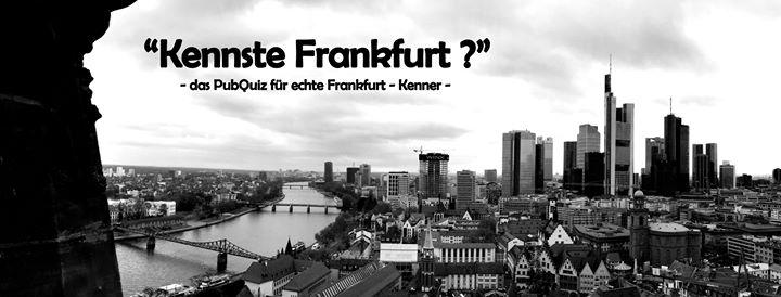 """[MAINRAUSCH PRÄSENTIERT] : """"Kennste Frankfurt?"""" – das PubQuiz für echte Stadtkenner"""