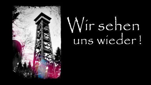 Bye, bye, Goetheturm: Ein Lied für unseren Liebling