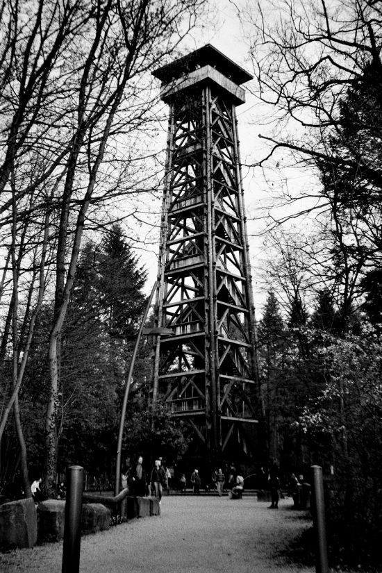 Goetheturm: Zum Gedenken und zur Hoffnung