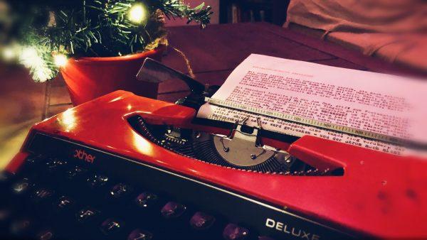 Weihnachtswünsche unplugged.
