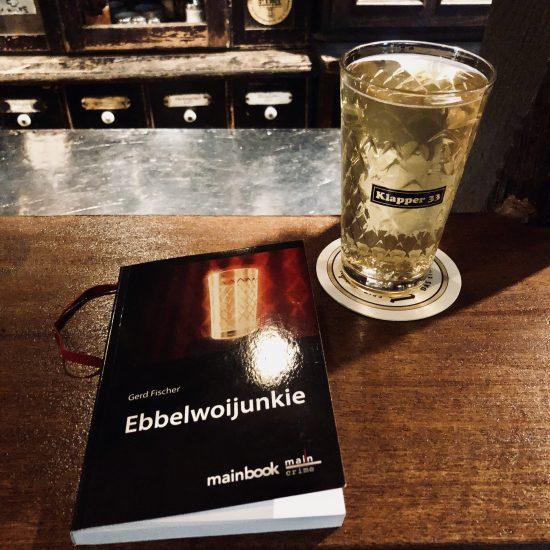 """Neuer #Lesestoff für euch: """"Ebbelwoijunkie"""" – Kommissar Rauscher ermittelt…"""