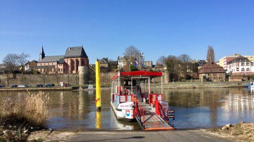 Der letzte seiner Art: Zu Besuch bei Frankfurts letztem Fährmann