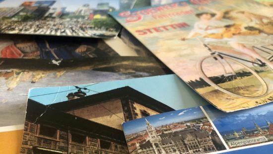 """Von Frankfurt aus in alle Welt: Wie ich dem """"Postcrossing"""" verfiel"""