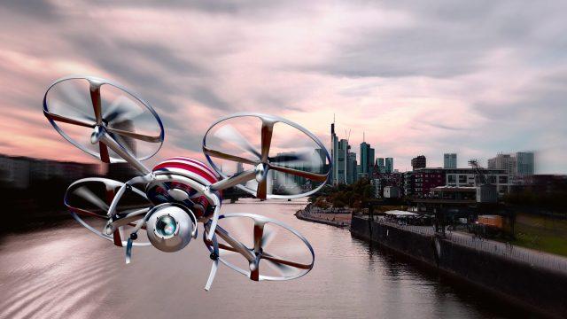 Drohnen-Show zur Eröffnung der neuen Altstadt: Ein epochaler Moment?