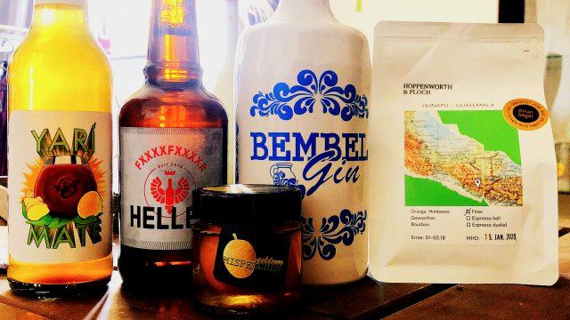 Drinkin' like a Local: Durch den Tag mit Getränken aus der Region
