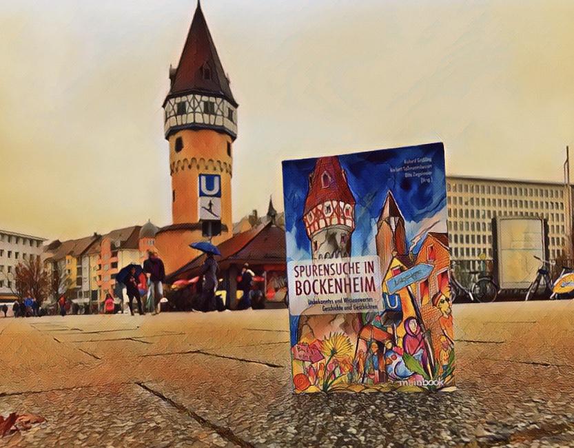 """""""Spurensuche in Bockenheim"""": Auf literarischen Pfaden durch die Stadtgeschichte"""